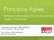 Software potencialmente funcionando de cada 1-4 ... - Rally Software