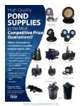 Download the January / February, 2011 PDF - Pond Trade Magazine - Page 2