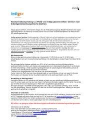 Vacature Gz-psycholoog i - RINO Groep