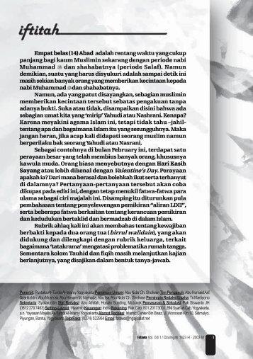 Fatawa Vol.1 No.04