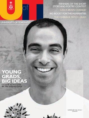 5 MB - University of Toronto Magazine