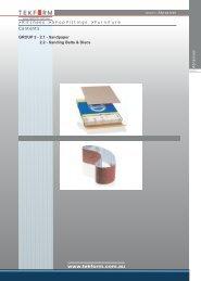 Abrasives - Tekform