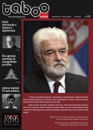 TABOO NEDELJNIK - BROJ 121 (.pdf)