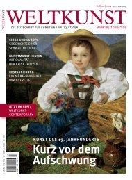 Kurz vor dem Aufschwung CHINA UND EUROPA - Zeit Kunstverlag