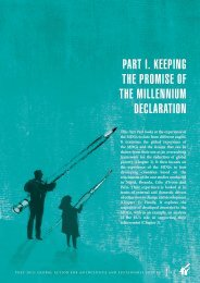3. Chapter 1 - Lessons from the MDG experience - European Report ...