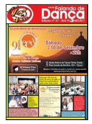 Ed. 047 - Agenda da Dança de Salão