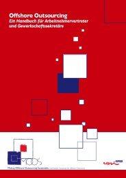 Offshore Outsourcing. Ein Handbuch für ... - Andrew Bibby
