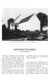 SØNDERSTED KIRKE - Danmarks Kirker - Nationalmuseet
