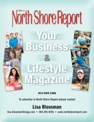 North Shore Report - New Orleans City Business
