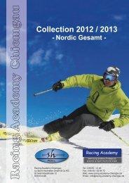 Collection 2012 / 2013 - Nordic Gesamt - racing academy chiemgau