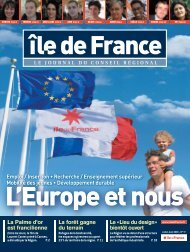 La forêt gagne du terrain Le « Lieu du design ... - Ile-de-France
