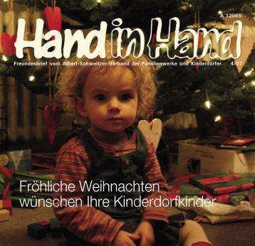 Fröhliche Weihnachten wünschen Ihre Kinderdorfkinder - Albert ...