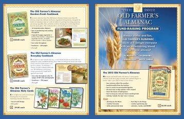 old farmer's almanac old farmer's almanac - Old Farmers Almanac