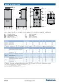Logano plus GB 212 kondenzációs állókazán - Page 6