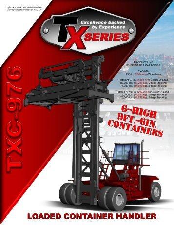 TXC Brochure version 2 - Taylor Machine Works
