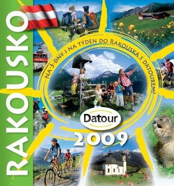 Poznávací zájezdy - rakousko-dovolená