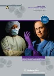 Personal Protective Equipment - Digestive Health - Kimberly-Clark ...