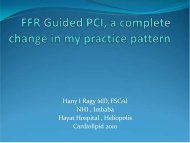 FFR Guided PCI, a complete change in my practice pattern
