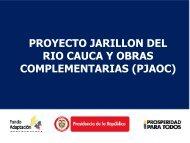 Proyectos de Expansión - Jarillon de Aguablanca - Roberto Ruíz