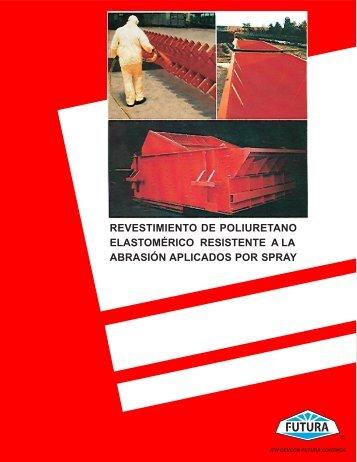 revestimiento de poliuretano elastomérico resistente a la ... - Imestre