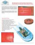 revestimiento de poliuretano elastomérico resistente a la ... - Imestre - Page 2