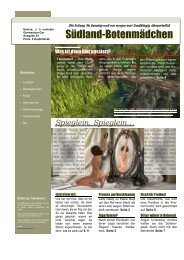 Südland-Botenmädchen - Oase der Vier Palmen