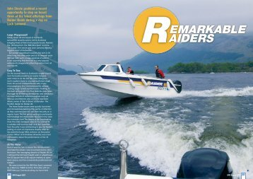 80-83 Remarkable Raiders.indd - Raider Boats UK