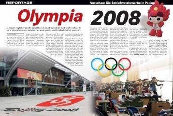 Vorschau: Die Schießwettbewerbe in Peking REPORTAGE