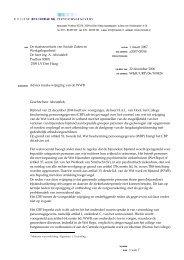 2007-00016 adviesbrief def - College bescherming ...