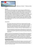 SOUTH AFRICA IN AFRICAN AND IN THE INTERNATIONAL SYSTEM - Page 3