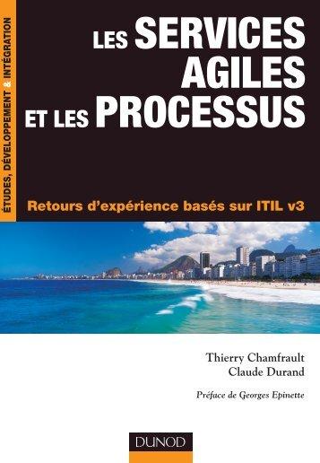 Les services agiles et les processus - Dunod