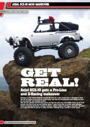 Axial SCX-10 Gets A Pro-Line And - Radio Race Car International ...
