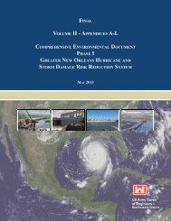 Final Comprehensive Environmental Document Vol II - NOLA ...
