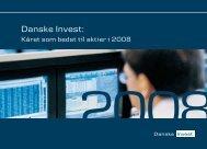 Danske Invest: