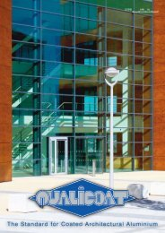 The Standard for Coated Architectural Aluminium - Qualicoat UK ...