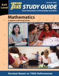 Mathematics - PearsonAccess.com