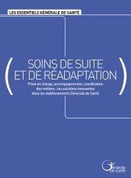 SoinS de Suite et de réadaptation - Générale de Santé