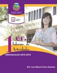 Informe de Actividades - Facultad de Filosofía y Letras - Universidad ...