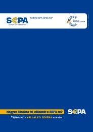 Minden, amit a SEPA-ról tudni kell - Budapest Bank