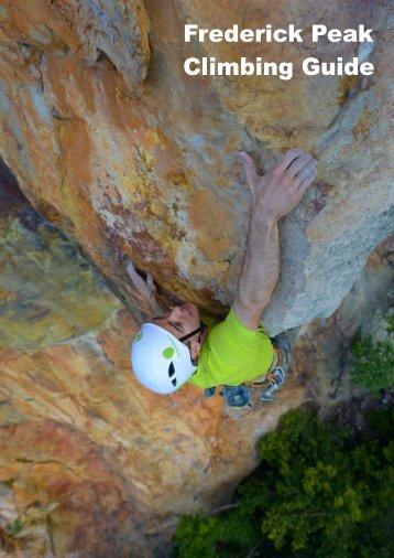 Frederick Peak Climbing Guide - Qurank