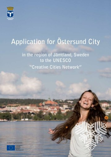 Application for Östersund City - Unesco
