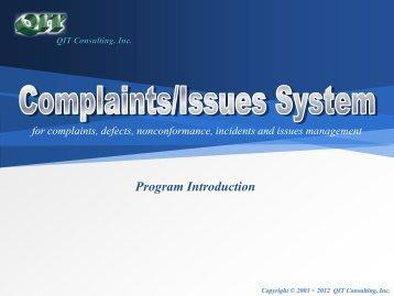 QIT's Programs - QIT Consulting
