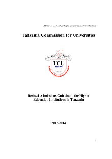 tcu admission guide book 2014 2015 how to and user guide rh taxibermuda co Pages Guidebooks Guidebook Template