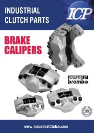 Brembo - Industrial Clutch Parts Limited