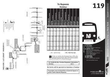Nj Transit 163 Bus Schedule Pdf Download - archtartar's blog