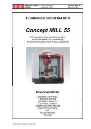 Concept MILL 55