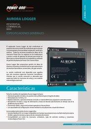 aUrora UNIVersaL - Power-One