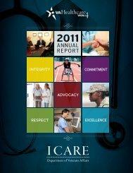 VISN 4 Annual Report - VA Butler Healthcare