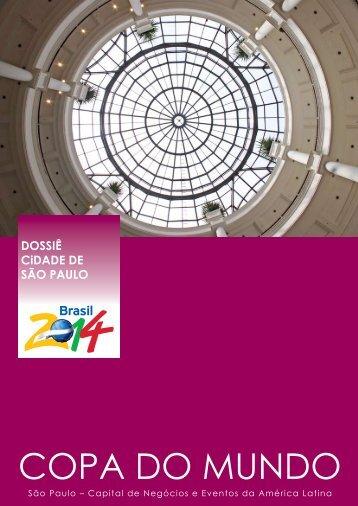 DOSSIÊ CiDADE DE SÃO PAULO - Imprensa - São Paulo Turismo
