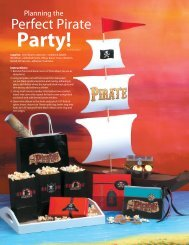 Perfect Pirate - Scrapbook & Cards Today